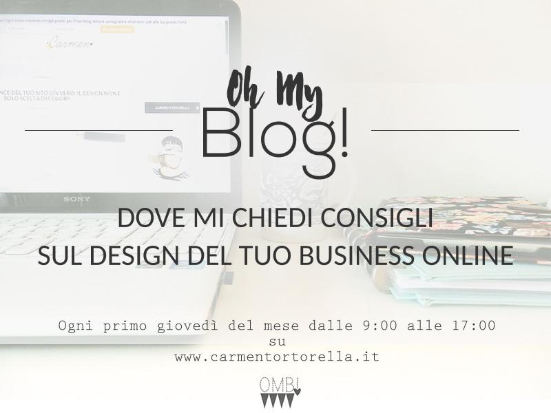 Ohmyblog#1 - consigli sul design del tuo business online